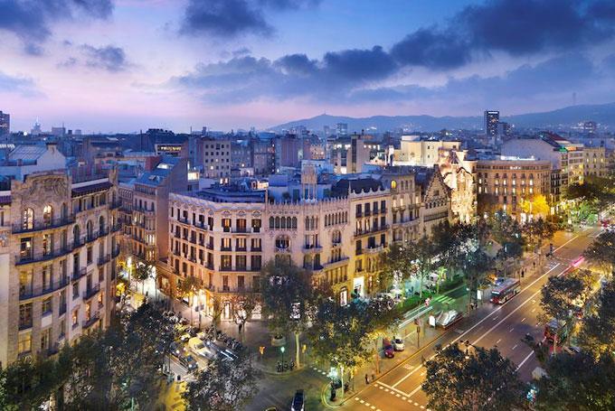 Próxima apertura Barcelona - España
